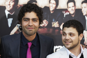 """Entourage"" Premiere Adrian Grenier and Jerry Ferrara7-9-2009 / The Paramount Theater / Hollywood, CA / Paramount Pictures / Photo by Benny Haddad - Image 23752_0081"