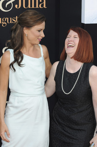 """""""Julie & Julia"""" Premiere  Kate Flannery & Mary Lynn Rajskub7-27-2009 / Mann Village Theater / Westwood, CA / Sony Pictures / Photo by Heather Holt - Image 23754_0066"""