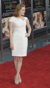 """""""Julie & Julia"""" Premiere Amy Adams7-27-2009 / Mann Village Theater / Westwood, CA / Sony Pictures / Photo by Heather Holt - Image 23754_0194"""