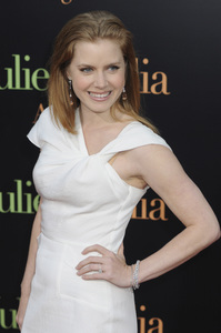 """""""Julie & Julia"""" Premiere  Amy Adams7-27-2009 / Mann Village Theater / Westwood, CA / Sony Pictures / Photo by Heather Holt - Image 23754_0202"""