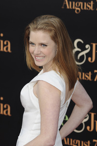 """Julie & Julia"" Premiere  Amy Adams7-27-2009 / Mann Village Theater / Westwood, CA / Sony Pictures / Photo by Heather Holt - Image 23754_0207"