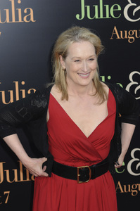 """Julie & Julia"" PremiereMeryl Streep7-27-2009 / Mann Village Theater / Westwood, CA / Sony Pictures / Photo by Heather Holt - Image 23754_0220"