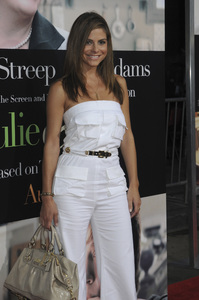 """""""Julie & Julia"""" Premiere Maria Menounos7-27-2009 / Mann Village Theater / Westwood, CA / Sony Pictures / Photo by Heather Holt - Image 23754_0283"""