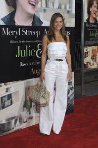 """Julie & Julia"" Premiere Maria Menounos7-27-2009 / Mann Village Theater / Westwood, CA / Sony Pictures / Photo by Heather Holt - Image 23754_0285"