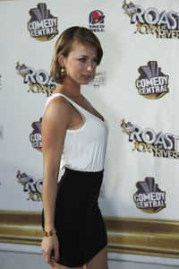 """The Comedy Central Roast of Joan Rivers"" Iliza Shlesinger7-26-2009 / CBS Studios / Studio City, CA / Comedy Central / Photo by Benny Haddad - Image 23755_0025"