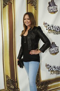"""The Comedy Central Roast of Joan Rivers"" Kaylee DeFer7-26-2009 / CBS Studios / Studio City, CA / Comedy Central / Photo by Benny Haddad - Image 23755_0051"