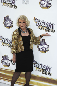 """The Comedy Central Roast of Joan Rivers"" Joan Rivers7-26-2009 / CBS Studios / Studio City, CA / Comedy Central / Photo by Benny Haddad - Image 23755_0075"