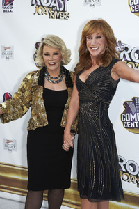 """The Comedy Central Roast of Joan Rivers"" Kathy Griffin and Joan Rivers7-26-2009 / CBS Studios / Studio City, CA / Comedy Central / Photo by Benny Haddad - Image 23755_0076"
