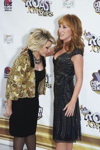 """The Comedy Central Roast of Joan Rivers"" Kathy Griffin and Joan Rivers7-26-2009 / CBS Studios / Studio City, CA / Comedy Central / Photo by Benny Haddad - Image 23755_0077"
