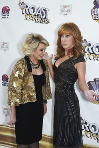 """The Comedy Central Roast of Joan Rivers"" Kathy Griffin and Joan Rivers7-26-2009 / CBS Studios / Studio City, CA / Comedy Central / Photo by Benny Haddad - Image 23755_0078"