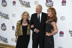 """The Comedy Central Roast of Joan Rivers"" Joan Rivers, Carl Reiner, Kathy Griffin7-26-2009 / CBS Studios / Studio City, CA / Comedy Central / Photo by Benny Haddad - Image 23755_0079"