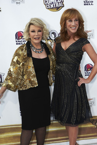 """The Comedy Central Roast of Joan Rivers"" Kathy Griffin and Joan Rivers7-26-2009 / CBS Studios / Studio City, CA / Comedy Central / Photo by Benny Haddad - Image 23755_0082"