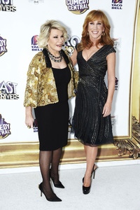 """The Comedy Central Roast of Joan Rivers"" Kathy Griffin and Joan Rivers7-26-2009 / CBS Studios / Studio City, CA / Comedy Central / Photo by Benny Haddad - Image 23755_0084"