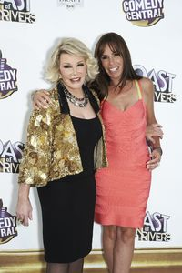 """The Comedy Central Roast of Joan Rivers"" Joan Rivers, Melissa Rivers7-26-2009 / CBS Studios / Studio City, CA / Comedy Central / Photo by Benny Haddad - Image 23755_0091"