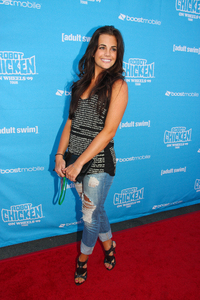 """Robot Chicken Skate Party Bus Tour"" Jillian Murray8-1-2009 / Skateland / Northridge, CA / Adult Swim / Photo by Joelle Leder - Image 23760_0022"