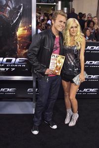 """G.I. Joe: The Rise of Cobra"" PremiereSpencer Pratt, Heidi Montag8-6-2009 / Grauman"