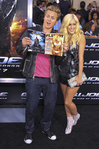 """G.I. Joe: The Rise of Cobra"" PremiereSpencer Pratt, Heidi Montag8-6-2009 / Grauman"