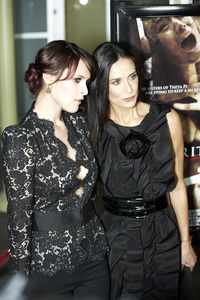 """""""Sorority Row"""" Premiere Rumer Willis and Demi Moore9-3-2009 / ArcLight Theater / Hollywood, CA / Summit Entertainment / Photo by Benny Haddad - Image 23790_0150"""