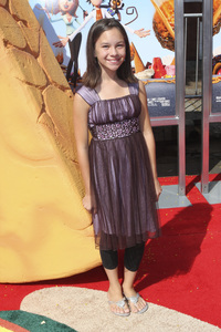 """""""Cloudy with a Chance of Meatballs"""" Premiere Grace Rolek9-12-2009 / Mann Village Theater / Westwood, CA / Columbia Pictures / Photo by Joelle Leder - Image 23792_0005"""