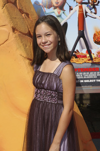 """""""Cloudy with a Chance of Meatballs"""" Premiere Grace Rolek9-12-2009 / Mann Village Theater / Westwood, CA / Columbia Pictures / Photo by Joelle Leder - Image 23792_0008"""