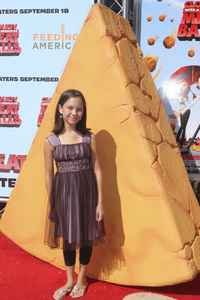 """Cloudy with a Chance of Meatballs"" PremiereGrace Rolek 9-12-2009 / Mann Village Theater / Westwood, CA / Columbia Pictures / Photo by Joelle Leder - Image 23792_0013"
