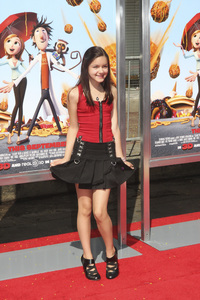 """Cloudy with a Chance of Meatballs"" Premiere Ariel Winter9-12-2009 / Mann Village Theater / Westwood, CA / Columbia Pictures / Photo by Joelle Leder - Image 23792_0028"