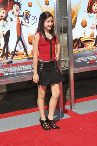 """Cloudy with a Chance of Meatballs"" Premiere Ariel Winter9-12-2009 / Mann Village Theater / Westwood, CA / Columbia Pictures / Photo by Joelle Leder - Image 23792_0031"