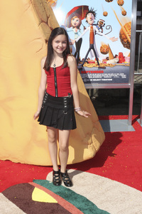 """Cloudy with a Chance of Meatballs"" Premiere Ariel Winter9-12-2009 / Mann Village Theater / Westwood, CA / Columbia Pictures / Photo by Joelle Leder - Image 23792_0032"