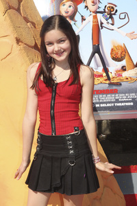 """""""Cloudy with a Chance of Meatballs"""" Premiere Ariel Winter9-12-2009 / Mann Village Theater / Westwood, CA / Columbia Pictures / Photo by Joelle Leder - Image 23792_0037"""