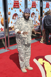 """Cloudy with a Chance of Meatballs"" Premiere Mr. T9-12-2009 / Mann Village Theater / Westwood, CA / Columbia Pictures / Photo by Joelle Leder - Image 23792_0040"