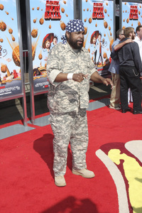 """Cloudy with a Chance of Meatballs"" Premiere Mr. T9-12-2009 / Mann Village Theater / Westwood, CA / Columbia Pictures / Photo by Joelle Leder - Image 23792_0041"