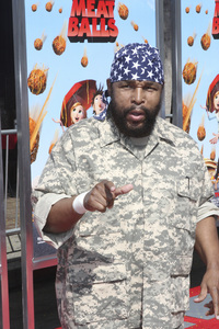"""Cloudy with a Chance of Meatballs"" Premiere Mr. T9-12-2009 / Mann Village Theater / Westwood, CA / Columbia Pictures / Photo by Joelle Leder - Image 23792_0042"