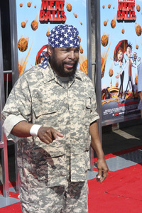 """""""Cloudy with a Chance of Meatballs"""" Premiere Mr. T9-12-2009 / Mann Village Theater / Westwood, CA / Columbia Pictures / Photo by Joelle Leder - Image 23792_0044"""