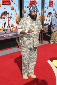 """Cloudy with a Chance of Meatballs"" Premiere Mr. T9-12-2009 / Mann Village Theater / Westwood, CA / Columbia Pictures / Photo by Joelle Leder - Image 23792_0045"