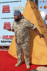 """Cloudy with a Chance of Meatballs"" Premiere Mr. T9-12-2009 / Mann Village Theater / Westwood, CA / Columbia Pictures / Photo by Joelle Leder - Image 23792_0046"