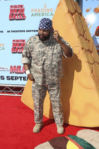 """""""Cloudy with a Chance of Meatballs"""" Premiere Mr. T9-12-2009 / Mann Village Theater / Westwood, CA / Columbia Pictures / Photo by Joelle Leder - Image 23792_0047"""