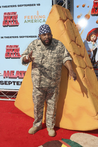 """""""Cloudy with a Chance of Meatballs"""" Premiere Mr. T9-12-2009 / Mann Village Theater / Westwood, CA / Columbia Pictures / Photo by Joelle Leder - Image 23792_0048"""