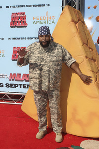"""Cloudy with a Chance of Meatballs"" PremiereMr. T 9-12-2009 / Mann Village Theater / Westwood, CA / Columbia Pictures / Photo by Joelle Leder - Image 23792_0049"