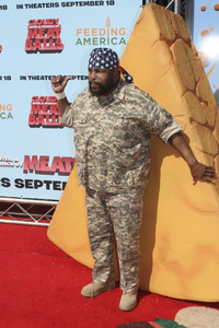 """""""Cloudy with a Chance of Meatballs"""" Premiere Mr. T9-12-2009 / Mann Village Theater / Westwood, CA / Columbia Pictures / Photo by Joelle Leder - Image 23792_0050"""