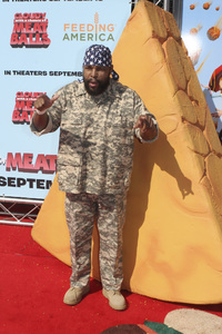 """Cloudy with a Chance of Meatballs"" Premiere Mr. T9-12-2009 / Mann Village Theater / Westwood, CA / Columbia Pictures / Photo by Joelle Leder - Image 23792_0051"