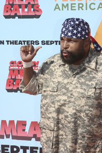 """""""Cloudy with a Chance of Meatballs"""" Premiere Mr. T9-12-2009 / Mann Village Theater / Westwood, CA / Columbia Pictures / Photo by Joelle Leder - Image 23792_0052"""