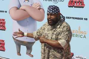 """""""Cloudy with a Chance of Meatballs"""" Premiere Mr. T9-12-2009 / Mann Village Theater / Westwood, CA / Columbia Pictures / Photo by Joelle Leder - Image 23792_0053"""
