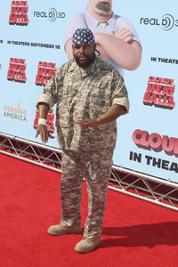 """Cloudy with a Chance of Meatballs"" Premiere Mr. T9-12-2009 / Mann Village Theater / Westwood, CA / Columbia Pictures / Photo by Joelle Leder - Image 23792_0054"