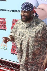 """Cloudy with a Chance of Meatballs"" Premiere Mr. T9-12-2009 / Mann Village Theater / Westwood, CA / Columbia Pictures / Photo by Joelle Leder - Image 23792_0055"