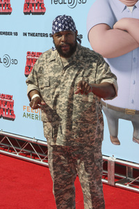"""""""Cloudy with a Chance of Meatballs"""" Premiere Mr. T9-12-2009 / Mann Village Theater / Westwood, CA / Columbia Pictures / Photo by Joelle Leder - Image 23792_0056"""