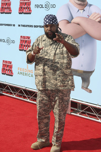 """Cloudy with a Chance of Meatballs"" Premiere Mr. T9-12-2009 / Mann Village Theater / Westwood, CA / Columbia Pictures / Photo by Joelle Leder - Image 23792_0057"