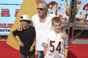 """Cloudy with a Chance of Meatballs"" PremiereJames Caan and family 9-12-2009 / Mann Village Theater / Westwood, CA / Columbia Pictures / Photo by Joelle Leder - Image 23792_0063"