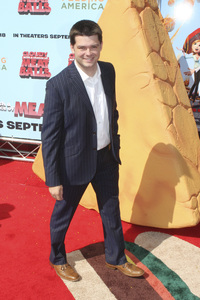 """Cloudy with a Chance of Meatballs"" Premiere Phil Lord9-12-2009 / Mann Village Theater / Westwood, CA / Columbia Pictures / Photo by Joelle Leder - Image 23792_0066"