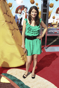 """""""Cloudy with a Chance of Meatballs"""" Premiere Cobie Smulders9-12-2009 / Mann Village Theater / Westwood, CA / Columbia Pictures / Photo by Joelle Leder - Image 23792_0068"""