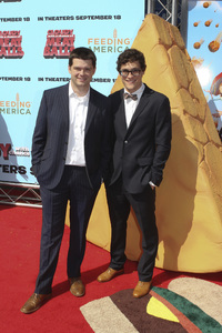 """""""Cloudy with a Chance of Meatballs"""" Premiere Phil Lord, Chris Miller9-12-2009 / Mann Village Theater / Westwood, CA / Columbia Pictures / Photo by Joelle Leder - Image 23792_0069"""